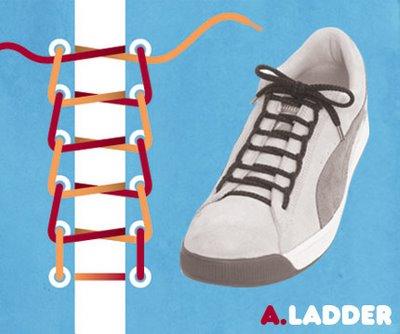 Sneaker lacing 1
