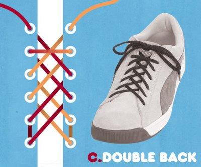 Sneaker lacing 3